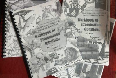 Examination Workbooks - Picture