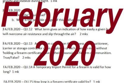 FEBRUARY 2020 THUMBNAIL