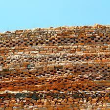 Khami Ruins, walling