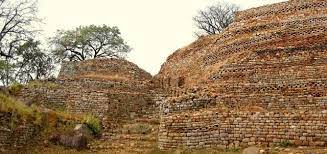 Khami Ruins, platforms