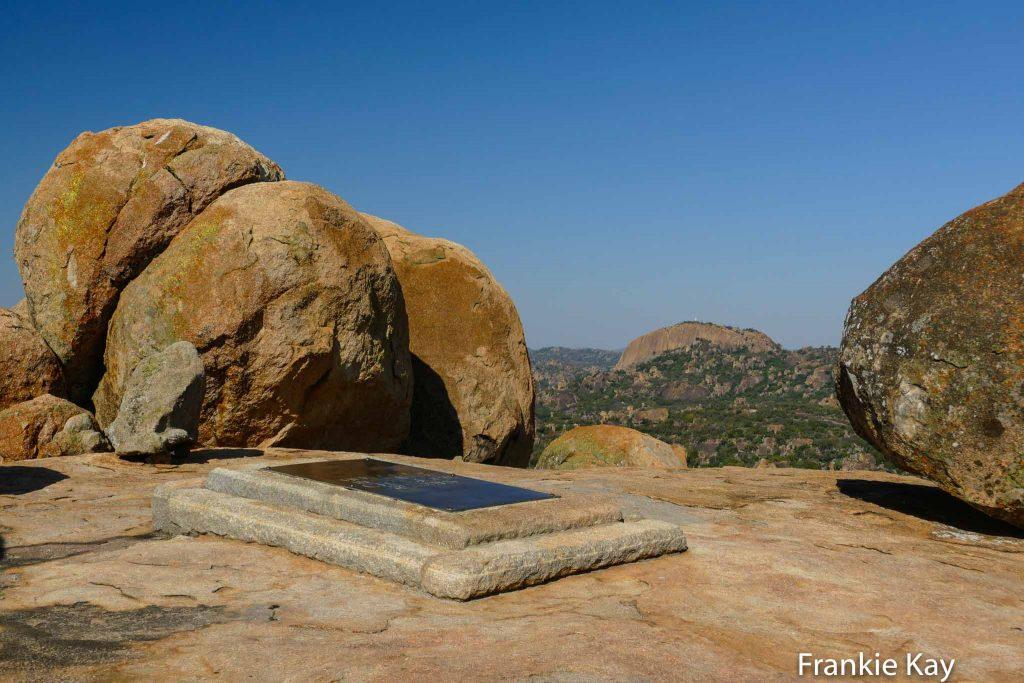 Rhodes' Grave