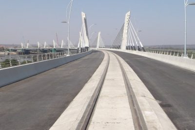 Kazungula Bridge - Close Up